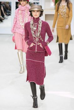 CHANEL AW 2016