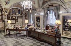 FLORENCIA. Farmacia de Santa Maria Novella