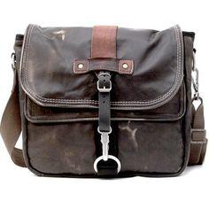 Messenger Bag #leather