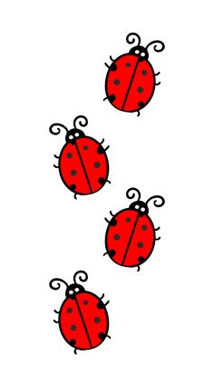 Ladybug Red Black Point Beetle PNG and Transparent Image - Picpng Lady Bug Drawing, Bugs Drawing, Beetle Drawing, Lady Bug Tattoo, Ladybug Crafts, Ladybug Party, Doodle Drawings, Cute Drawings, Insect Clipart
