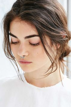 Zelma Faux Nose Ring - Urban Outfitters