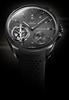 Tag Heuer ... my someday dream gift for underneath the Christmas tree.