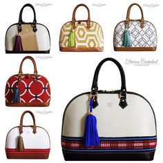 DCH Treasures Divina Castidad Handbags