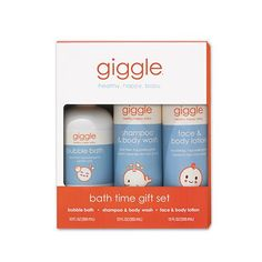 giggle Bath Time Gift Set - BestProducts.com