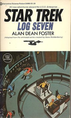 Author: Alan Dean Foster Publisher: Ballantine 24965 Year: 1976 Print: 1 Cover Price: $1.50 Condition: Fine Genre: Science Fiction
