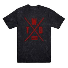 The Walking Dead Season 10 T-Shirt – Shop The Walking Dead Walking Dead Negan Bat, The Walking Dead Lucille, Walking Dead Season, Daryl Dixon Shirt, Amc Shows, Talking To The Dead, Shirt Shop, T Shirt, Cotton Tee