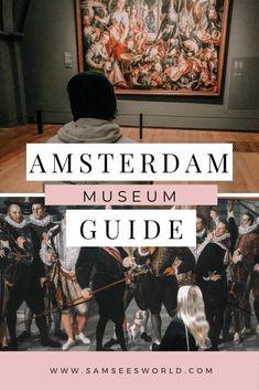 #Amsterdam #Musuem #Guide #Travel #Europe