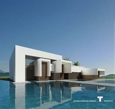 Follow @arthectonica   Luxury Villa Golf. Adeje   Teotimo Architect @arthectonica   2014   #Tenerife - #CanaryIslands - #Spain  #luxury #luxuryhome #architect #luxuryhouse #arquitectura #luxurylife #mansion #homes #house #houses #architecture #architectureporn #design #modern #architects #building #interior #interiordesign #contemporary #arquitecto #usa #newyork #california #miami #chicago #america - Architecture and Home Decor - Bedroom - Bathroom - Kitchen And Living Room Interior Design…