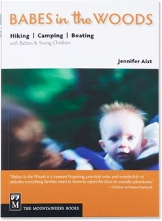 Camping with baby book