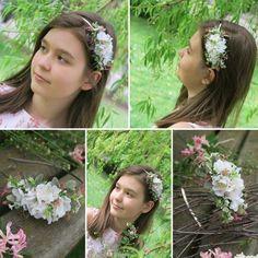 svatební květinová čelenka Crown, Jewelry, Fashion, Tatoo, Jewellery Making, Moda, Jewelery, Jewlery, Fasion