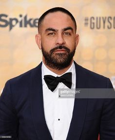 Chris Nunez attends Spike TV's Guys Choice 2016 at Sony Pictures Studios on June 4, 2016 in Culver City, California.