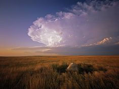 Cheyenne River Sioux Tribal Park, South Dakota  Photograph by Jack Dykinga, National Geographic    A glacial remnant boulder is surrounded by grassland in Cheyenne River Sioux Tribal Park in South Dakota. A growing number of tribes across the United States are making moves to bring back land crushed over generations of human use.