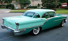 1957 oldsmobile ninety eight