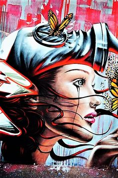 Street art like this could be in my streets. Man