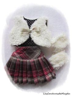 C'est un élément incontournable dans les collections automne/hiver… disponible dans tous les catalogues de mode pour enfant… bref, un petit gilet sans manches. Je vous propose auj…