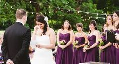June wedding colours -bridesmaids