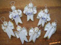 andílci z těstovin