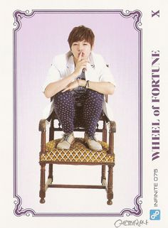 INFINITE Collection Cards Vol. 1 | Infinite Updates
