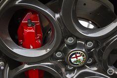 VWVortex.com - Up close and personal: Alfa Romeo 4C Launch Edition