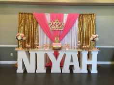 Princess Birthday Party Ideas | Photo 10 of 10 | Catch My Party