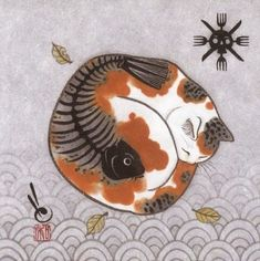 Este artista combinó tatuajes con gatos y el resultado es completamente increíble   Upsocl
