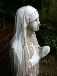 in the garden New Words, Madonna, Mystic, Mary, Faith, In This Moment, Spiritual, Garden, Fashion