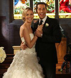 Chuck & Sarah wedding - Ep. 424