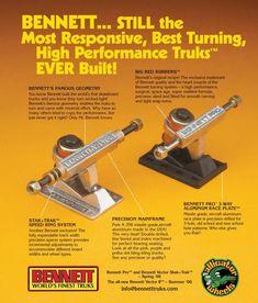Bennett Pro Trucks