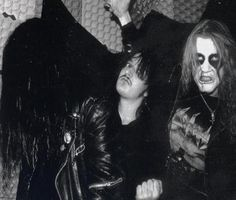 Eurnymous, necrobutcher, and dead Mayhem https://m.flickr.com/photos/17019057@N06/