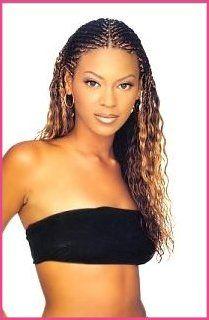 beyonce braided hairstyles | Black (African American) Female Hairstyles