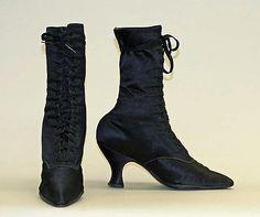 Boots  Date: 1912 Culture: American