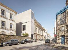 LAN . Bonnat-Helleu City Art Museum . Bayonne (1) Lan Architecture, Town And Country, Aesthetic Design, City Art, Art Museum, Contemporary Art, Street View, Exterior, Mansions