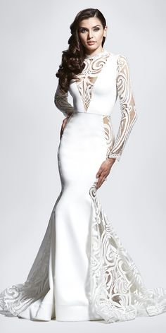 Blanca Gown- the dress that Brooke Burke wore on Miss America 2016