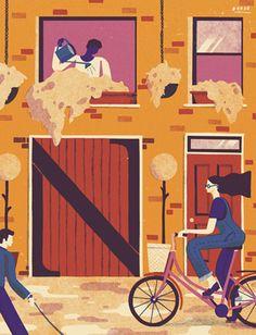 David Doran Illustration   Motional