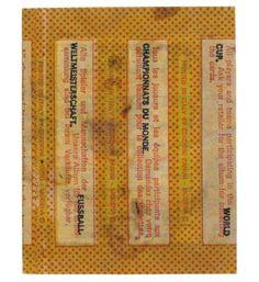 Panini Mexico 70 Tüte International - Rückseite