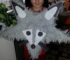 DIY Wolf pinata