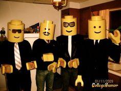 disfraz en grupo casero - Buscar con Google                                                                                                                                                                                 Más