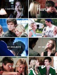 Hanna and Caleb ♥ #PLL