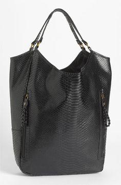 #1  Lulu Snake Embossed Tote Bag   Nordstrom $42