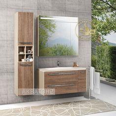 Мебель для ванной комнаты Акватон Блент 100