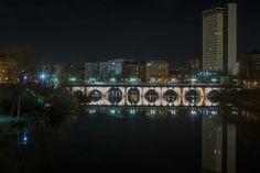 Puente mayor. Valladolid