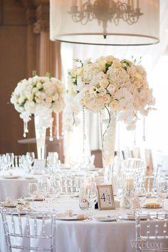 WedLuxe – Nicole + Junho   PHOTOGRAPHY BY: BLUSH WEDDING PHOTOGRAPHY Follow @WedLuxe for more wedding inspiration!