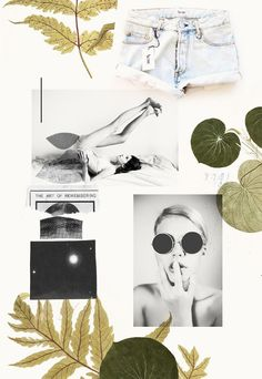 Mood board inspiration.