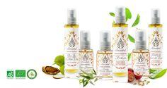 huiles essentielles végétales et naturelles - Sensestral