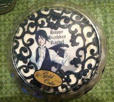 Black Butler Sebastian birthday cake pt 1 by floraiji30.deviantart.com on @deviantART