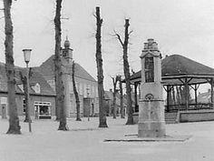Eersel, Markt. mei 1958.