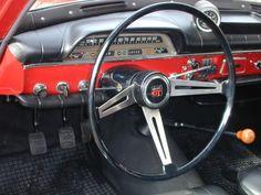 1968 Volvo 122 Dash