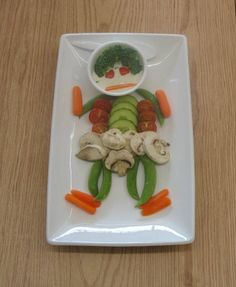 Diaries of a Dietitian: Horrific Healthy Halloween Snacks for Kids