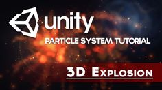 Unity 5.5 - Sequenced 3D Explosion w/ Realtime Lights (Particle/VFX Tuto...