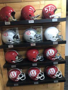 Utah Utes Football, College Football, University Of Utah, Vintage Football, Football Helmets
